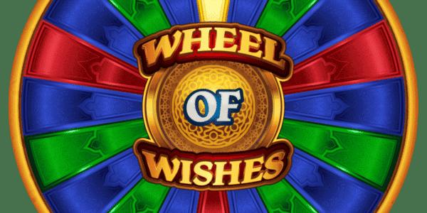 Wheel of Wishes - jackpot wheel, progressive jackpot, big winners