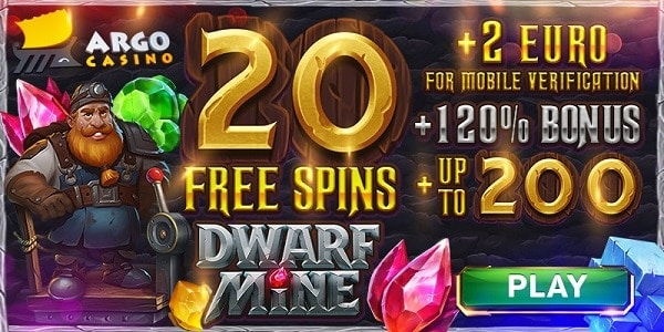 20 Freispiele und 2 EUR gratis