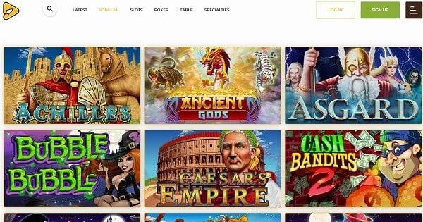 Aussie Play Casino Games - Free Play Bonus