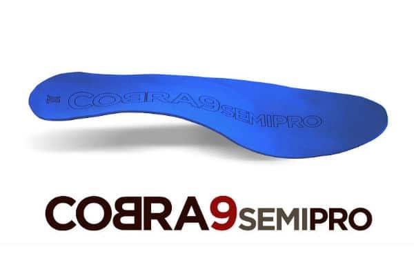 SemiPro Cycling Orthotics   Cobra9