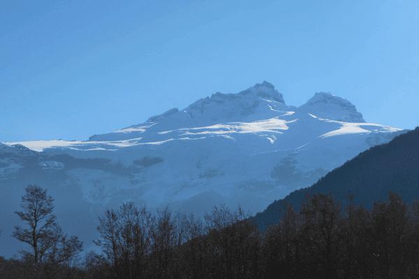 Bariloche - Vista do Cerro Tronador