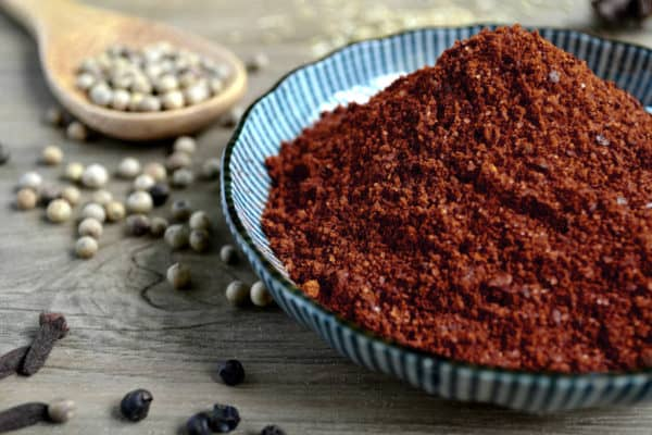 Autumn Baking Spice Mix