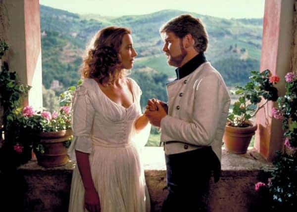 The setting and the people are all gorgeous in kenneth branagh's much ado.
