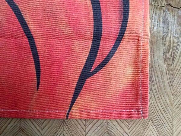 Tea Towel ~ Peaches 3