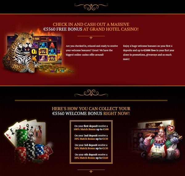 Exclusive Welcome Bonus, Free Spins, and Progressive Jackpot Games!