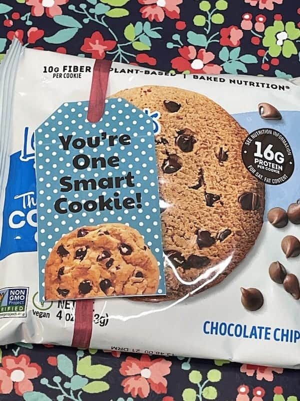 One Smart Cookie Printable Gift Tag