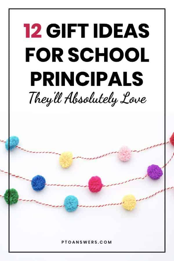 Great gift ideas for both School Principals and Assistant Principals that make it easy to show how much you appreciate them!  Budget friendly for all PTO / PTA groups!