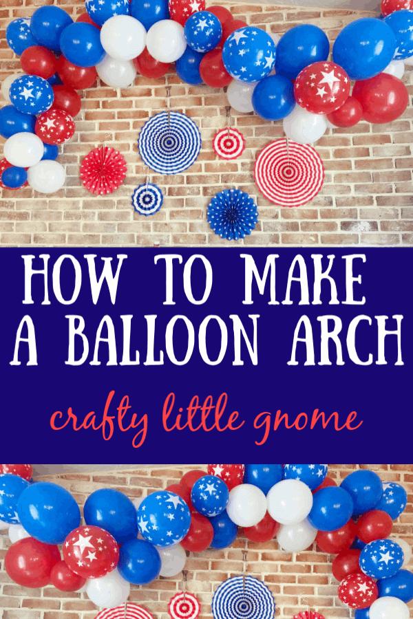 balloon arch graphic