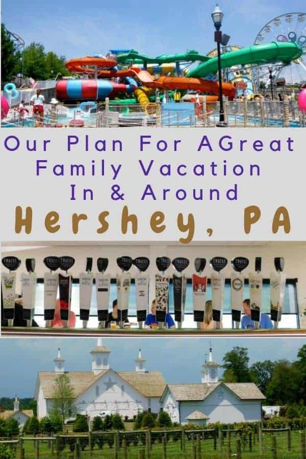 Do all the rides and eat all the chocolate you want at hershey park. Then explore the wider reagion to find bookstores, kayaking, horseback riding and great food and beer. This is your next family vacation. #hershey #restaurants #hotels #kids #vacation #thingstodo #ideas #itinerary #harrisburg #lancaster #amish