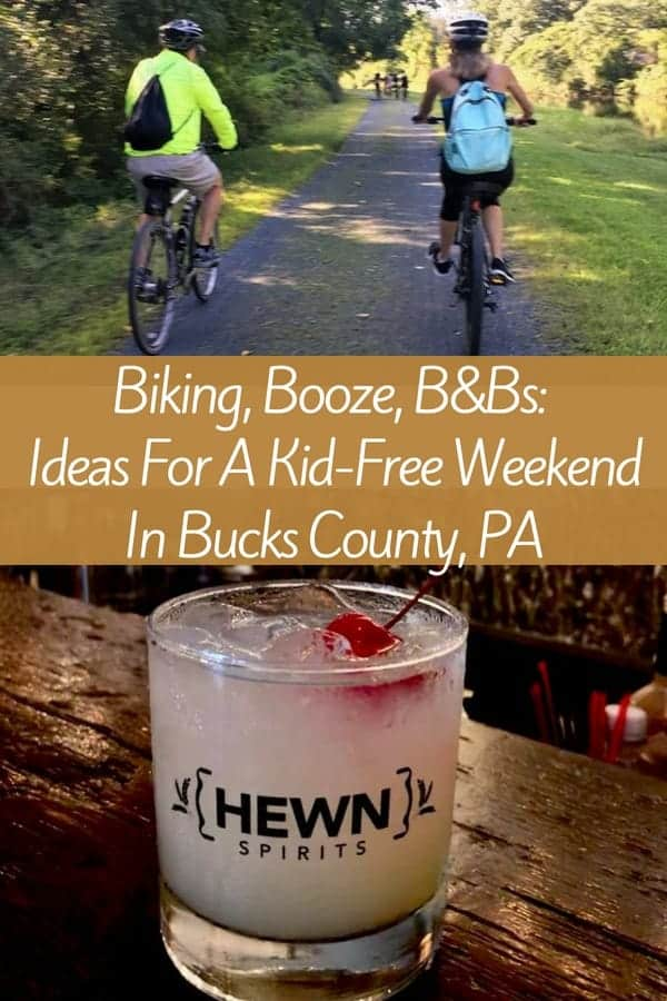 We had a romantic kid-free weekend in bucks county, pa. Here are ideas for things to do and places to eat, drink and stay in new hope and doylestown. #kid-free #weekend #buckscounty #newhope #pennsylvania #ideas #getaway #weekend #couple #kidfree