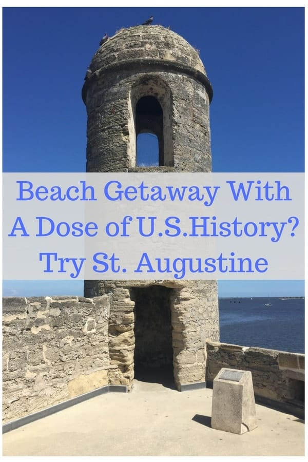 St. Augustine, florida offers a different kind of beach destination for families. In addition to state parks and public beaches, explore history in one of america's oldest cities and appreciate it's kitschy fun side, too. #st. Augustine #florida #beach #history #vacation #kids #thingstodo