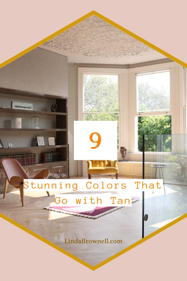 9 Colors That Go with Tan