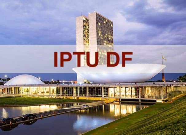 IPTU DF – Distrito Federal: Consulta Parcela e 2 Via Fazenda