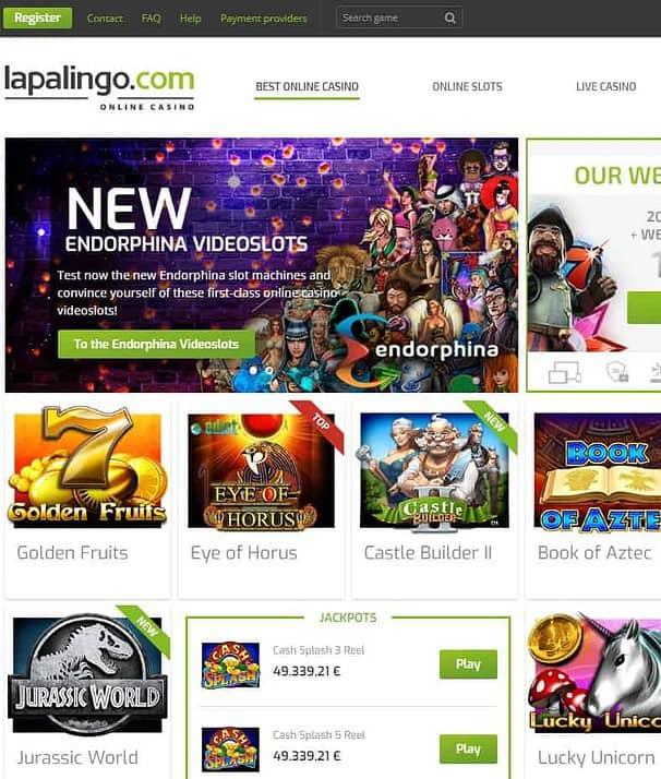 Lapalingo Casino Review