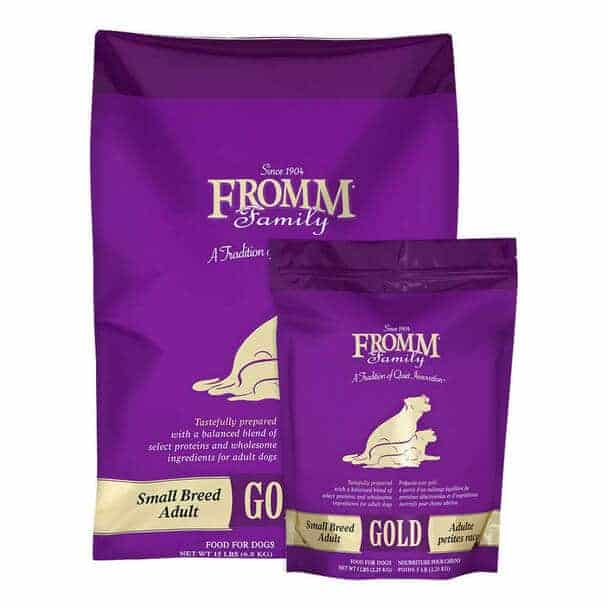 Dog food for Shih Tzu Small Breeds with allergies