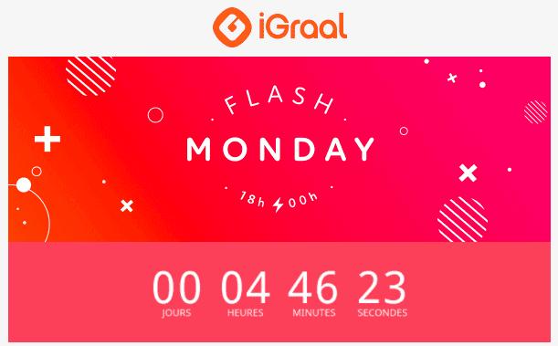 Flash Monday iGraal - S21-2021