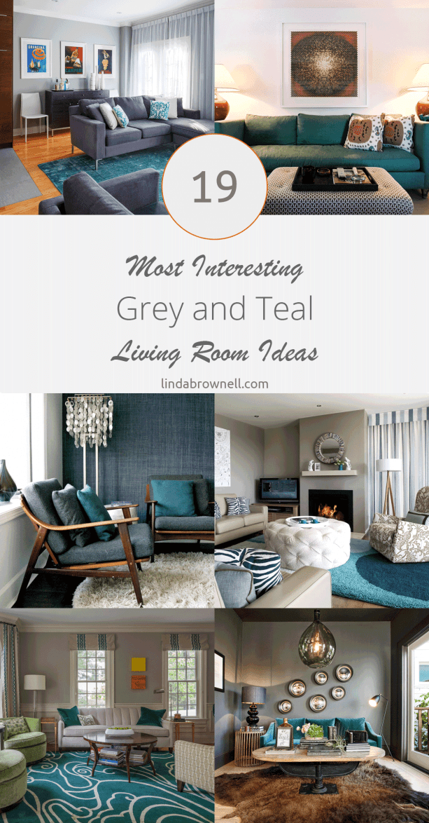 19 most interesting grey and teal living room ideas