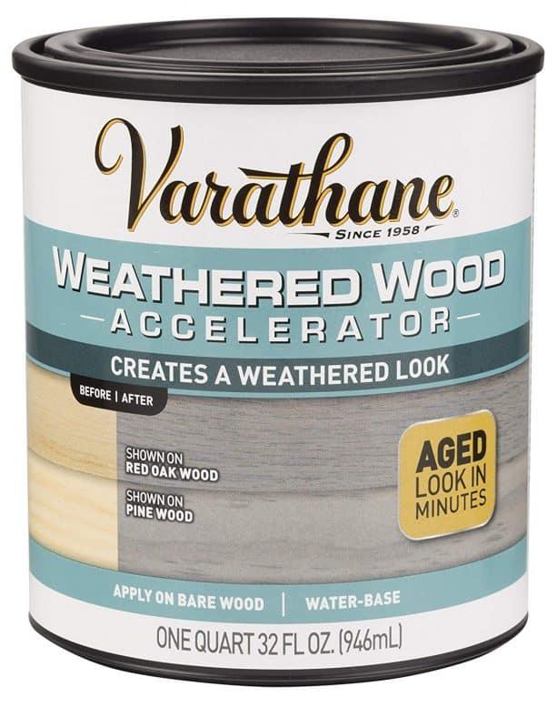 Rust-Oleum Varathane Weathered Wood Accelerator