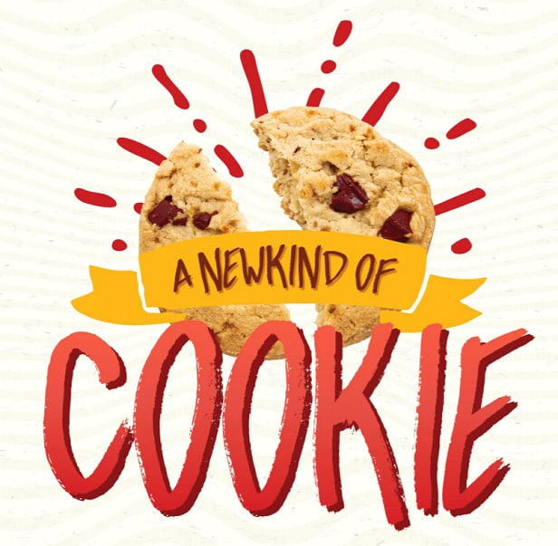 A newkind of cookie logo