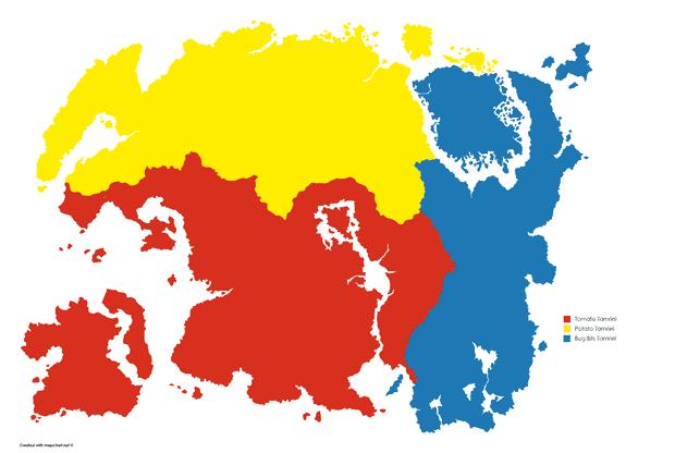 tamriel skyrim region map
