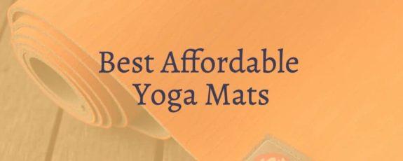 Best Affordable Yoga Mats