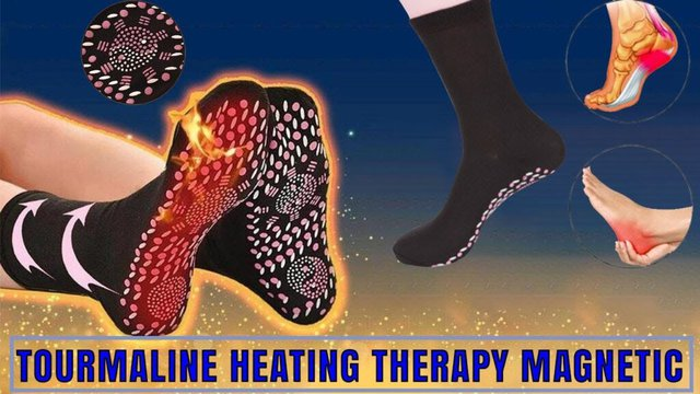 Product image for the ZUILEE Self Heating Socks