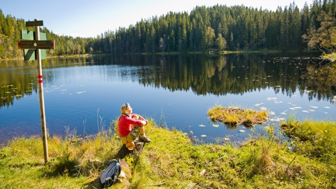 friluftsliv may help explain Norway's ranking among the world's happiest places