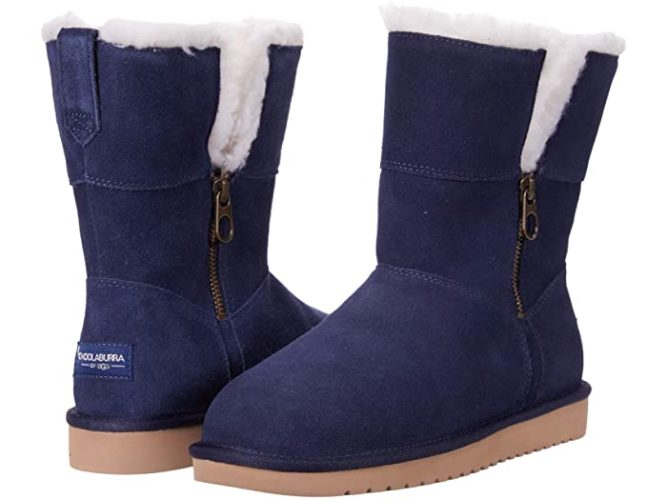 Koolaburra uggs are affordable and much better than any knock-off you'll ever buy.