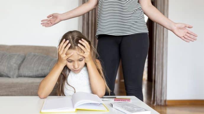Türelmetlen szülő engedetlen gyermek - hogyan tanuljunk együtt