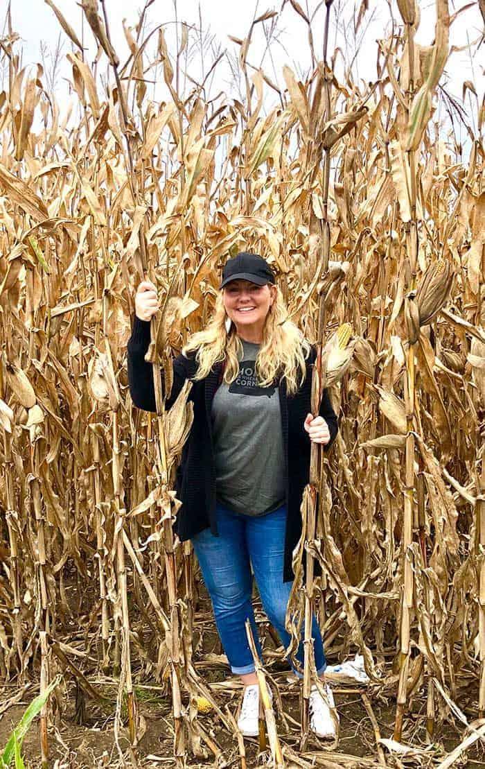 Easy Steak Recipe - Amy Locurto Food Blogger Press Trip to Iowa