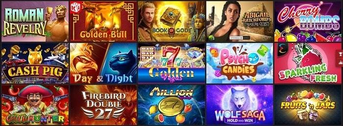 888STARZ slot machines