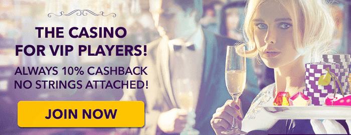 No Bonus Cashback