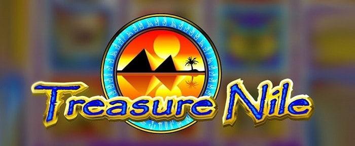 Treasure Nile jackpot slot review