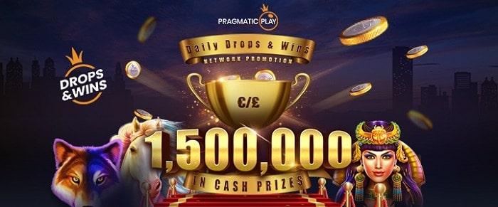 FortuneJack Casino Drops & Wins
