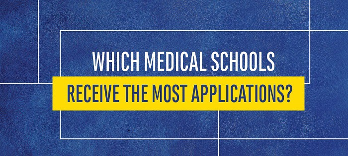 US News Reports Which Med Schools Receive the Most Applications and the Percentage of Accepted Students