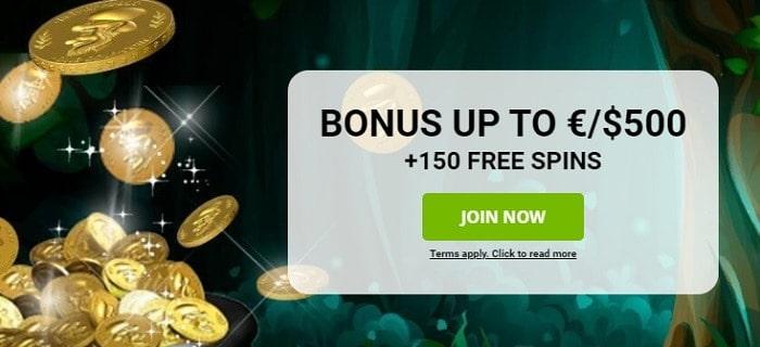 Welcome Bonus BetPat