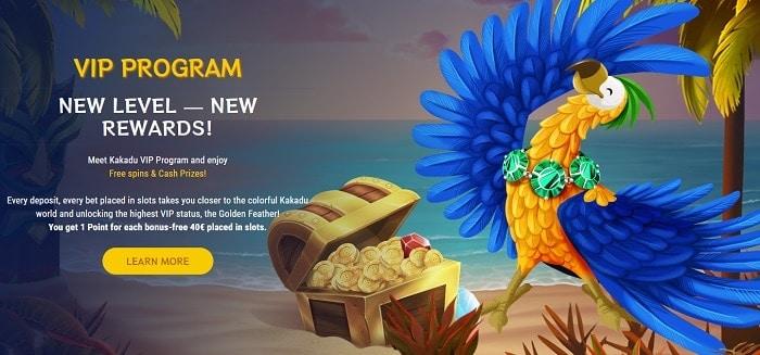 VIP Program - new level, new rewards!