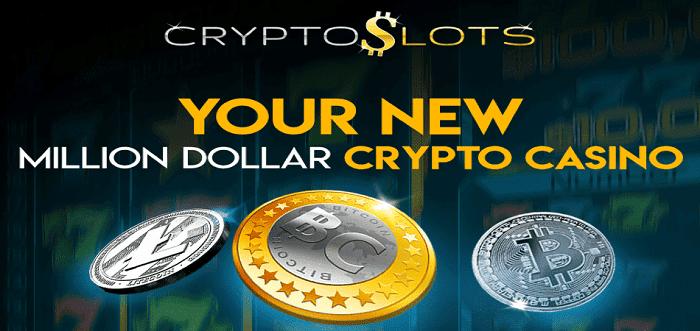 Crypto Slots USA Casino free bonus code
