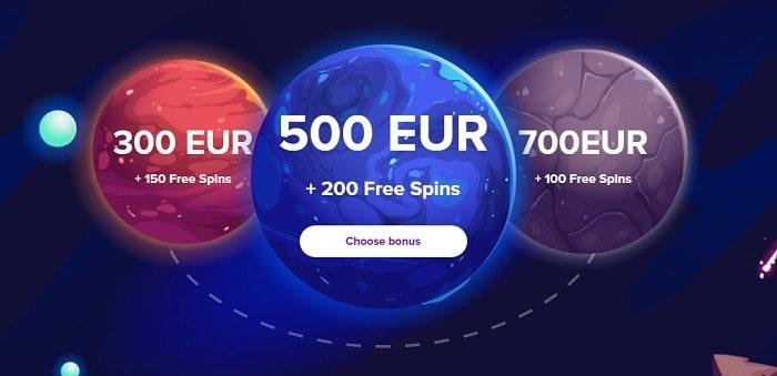 1000 EUR Bonus