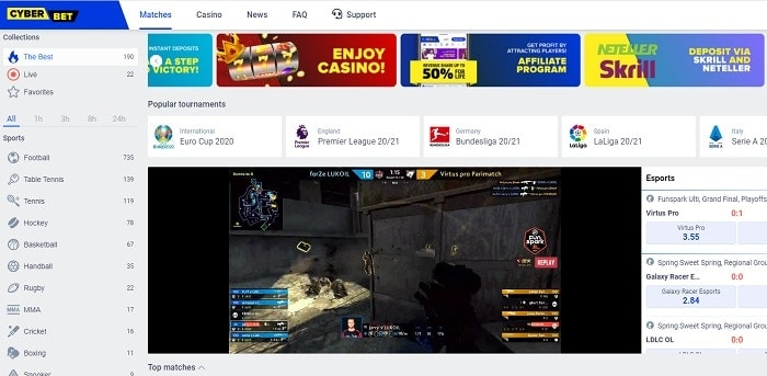 Play Esports for Free!