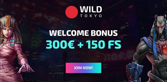Wild Welcome Bonus