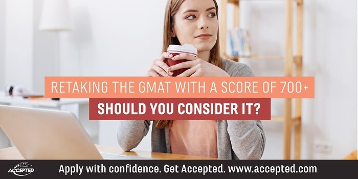 Should you consider retaking the GMAT? Accepted breaks down success strategies in their free webinar, register today!