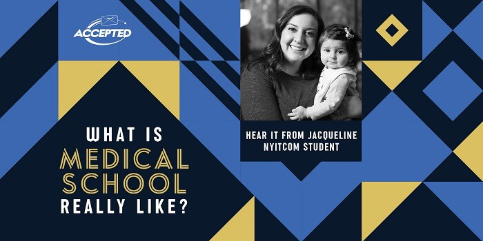 Medical Student Interview with Jacqueline, NYITCOM Student