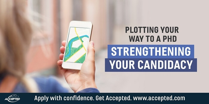Plotting Your Way to a PhD: Strengthening Your Candidacy