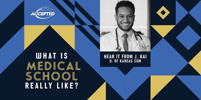 What is medical school really like? Hear it from Kai, University of Kansas School of Medicine!