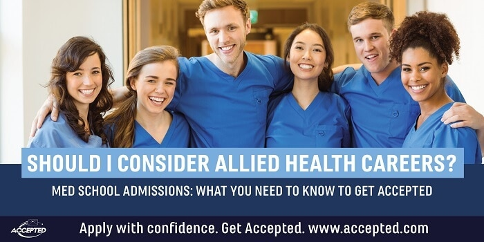 Why should I consider allied health careers