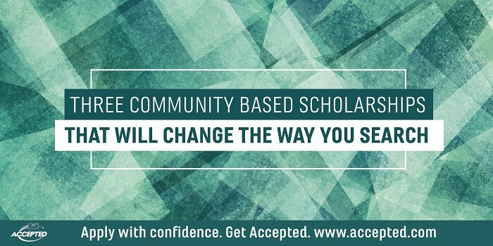 3 Community-Based Scholarships that Will Change the Way You Search