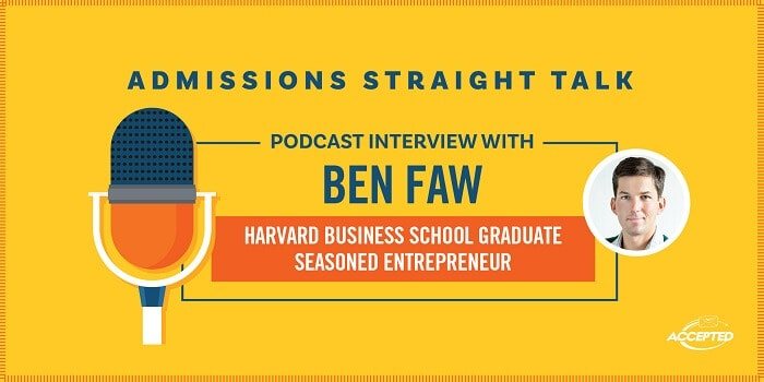 An MBA Success Story Reflects on His HBS Experience, 7 Years Later