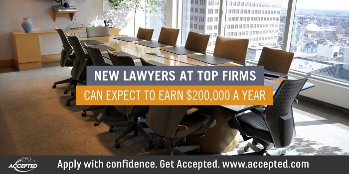 New Lawyers at Top Firms Can Expect to Earn $200,000 a Year