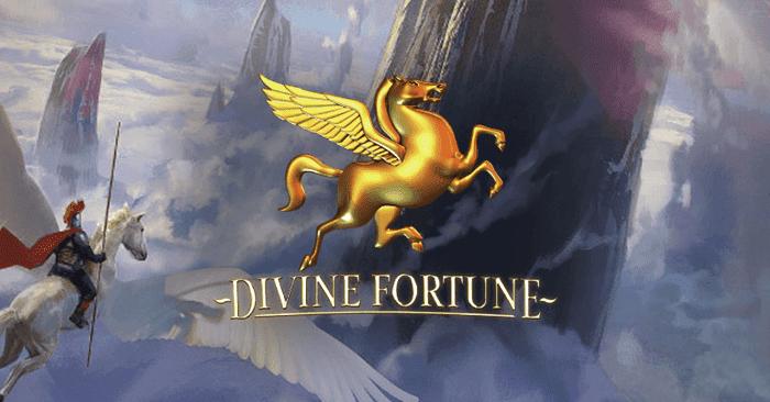 Divine Fortune jackpot free spins bonus